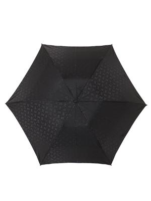 ハートフルパピヨン・ジャカードミニ傘