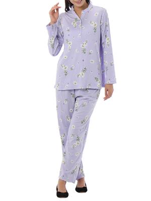 マーガレット 総柄かぶりパジャマ