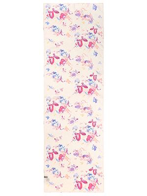 フルブルーム シルクローンロングスカーフ