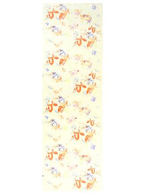 フルブルーム シルクローンロングスカーフ<br><span style=color:red;>文藝春秋5月号掲載</span>