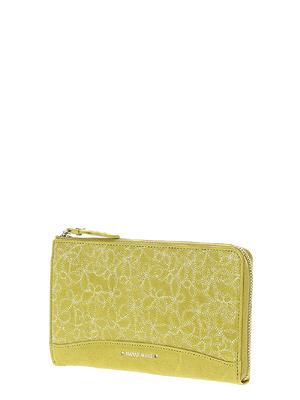リール L字ファスナー薄型長財布