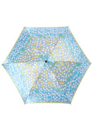 水玉フラワー・ミニ傘