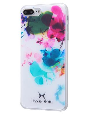 iPhone 7 Plus HANAE MORI/TPUケース+背面パネル