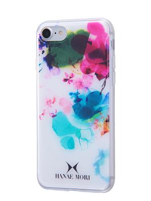 iPhone 7 HANAE MORI/TPUケース+背面パネル
